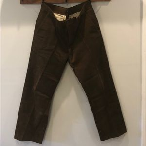 Banana Republic Brown Corduroy